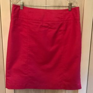 Worthington pink skirt